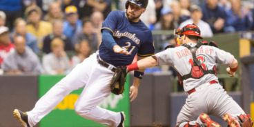 MLB: Cincinnati Reds at Milwaukee Brewers